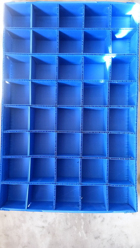PP Corrugated Tray