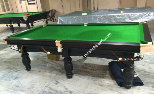 Green Pool Board Table