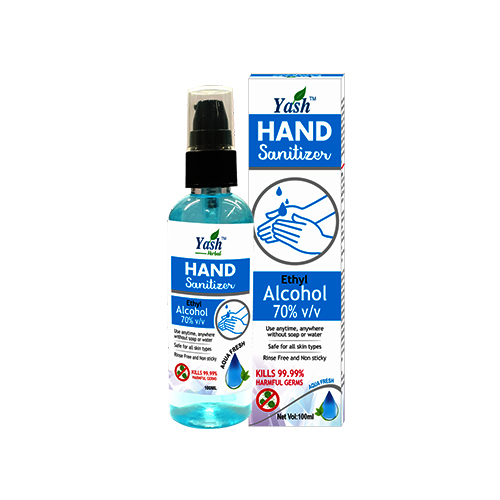 HAND SANITIZER 100 ML SPRAY