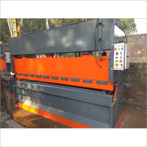 Side Pillar Sheet Bending Machine