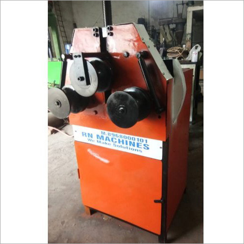 3 Roller Pipe Bending Machine