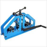Manual Pipe Bending Machine