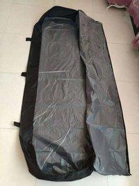 Funeral Body Bags With Inner Handle PVC Meterial