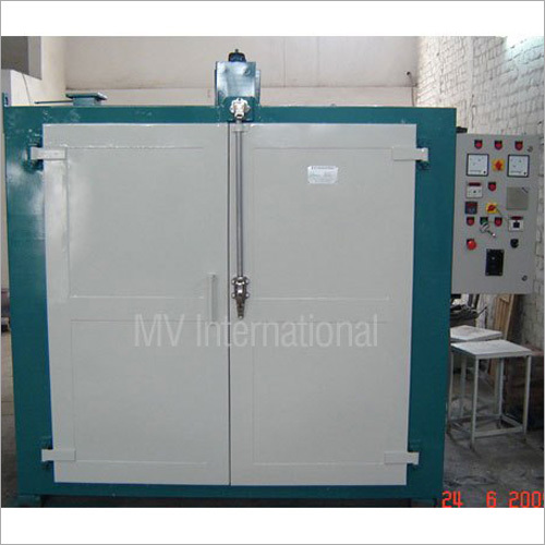 Dacromet Coating Oven