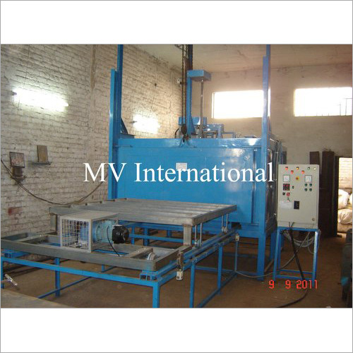Radiator Core Drying Oven