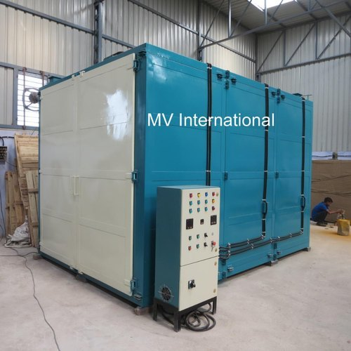 Electrical Heated Oven