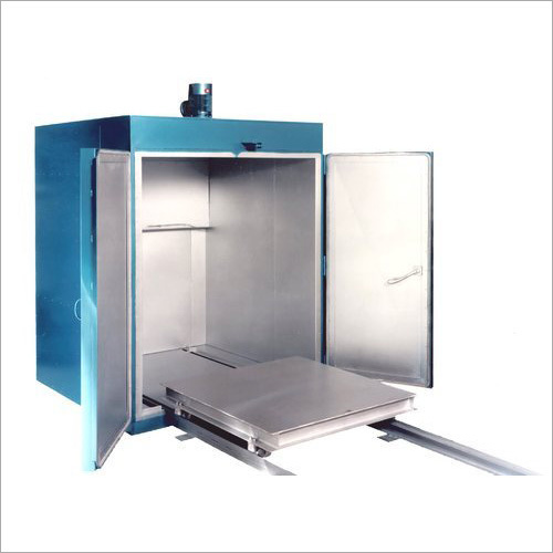 Electric Motor Drying Oven
