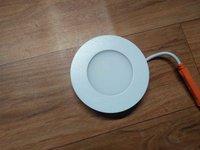 8 watt round panel light