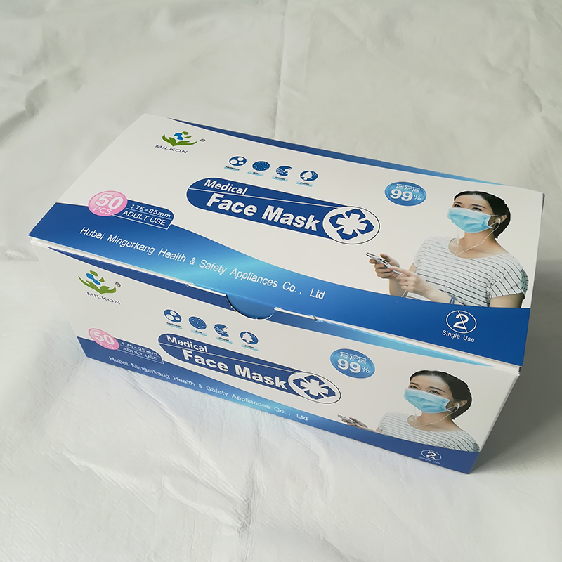 Surgical Disposable Non Woven Ear loop Face Mask