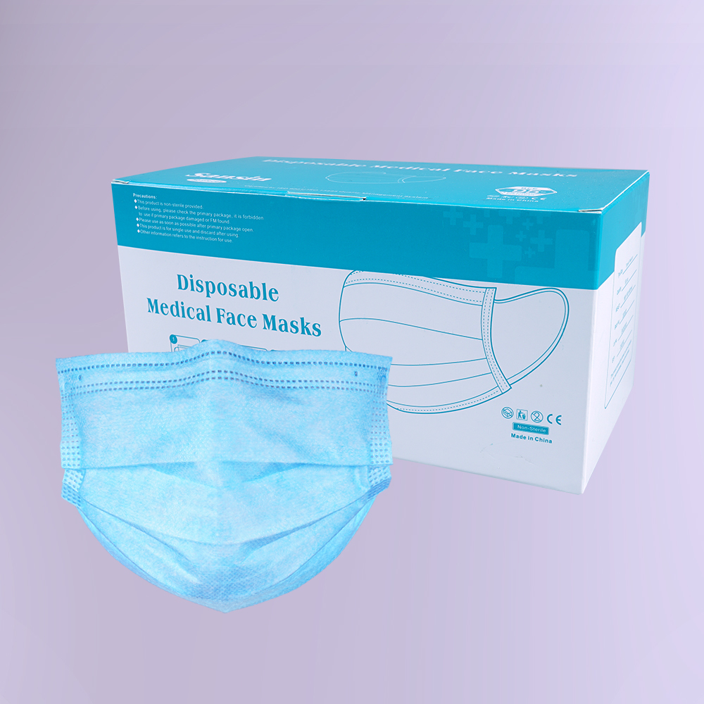 3ply Disposable Medical Face Masks