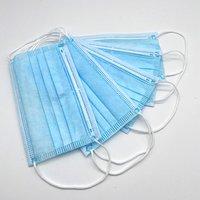 3ply Non Woven Disposable Earloop Medical Face Mask