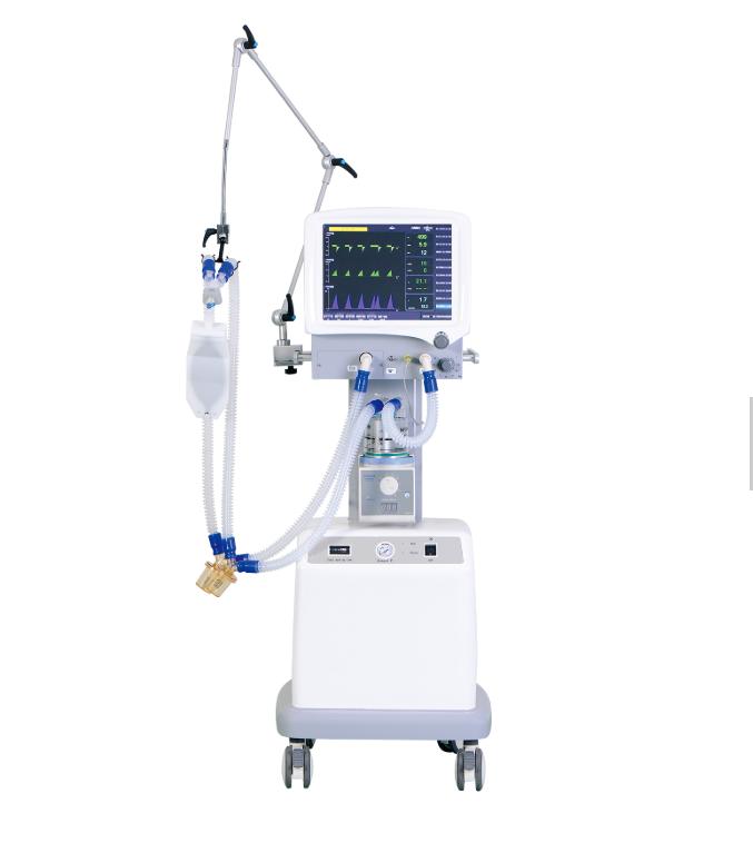 Ventilator S1100A for adult cardiopulmonary resuscitation ICU Acute respiratory of insufficiency Respiratory support