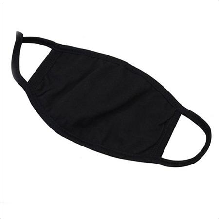 Black Anti Polution Mask