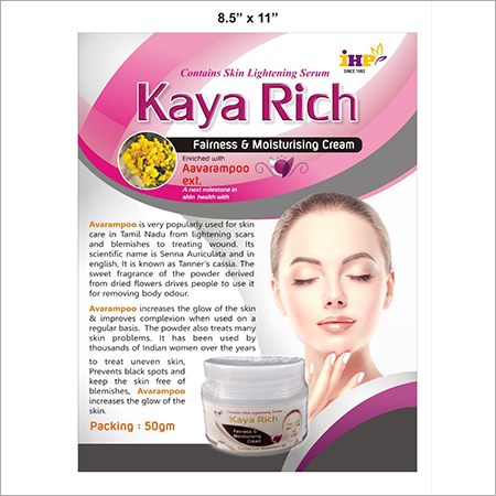 Kaya Rich Leaflet