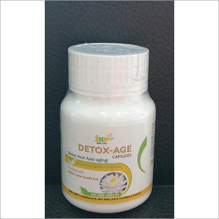 Detox Age Cap