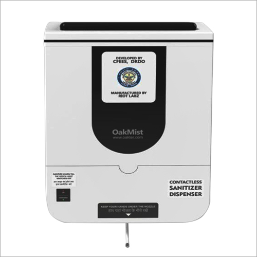 Automatic Contactless Sanitizer Dispenser