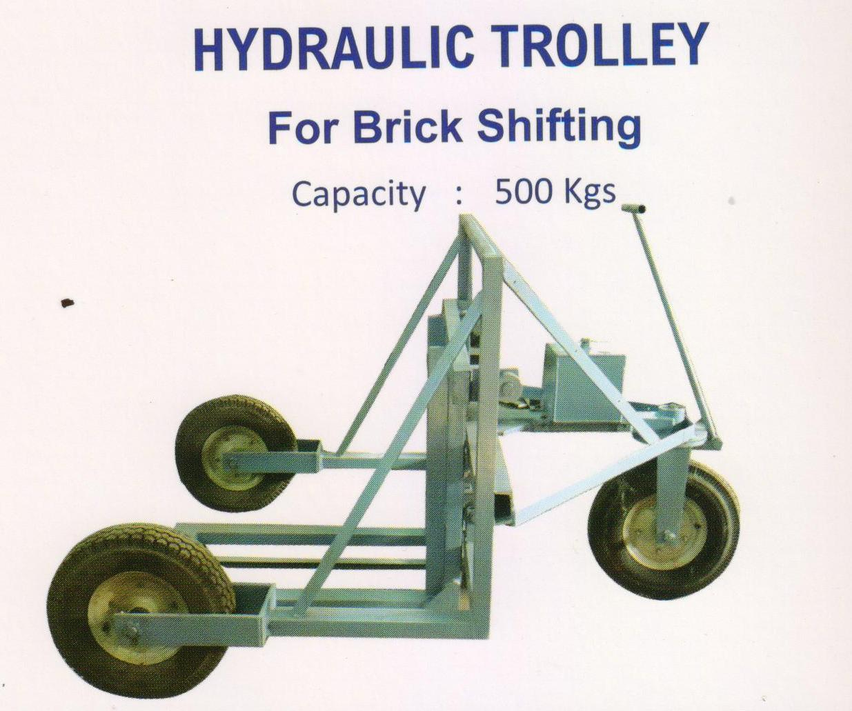 Hydraulic Fly Ash Brick Making Machine
