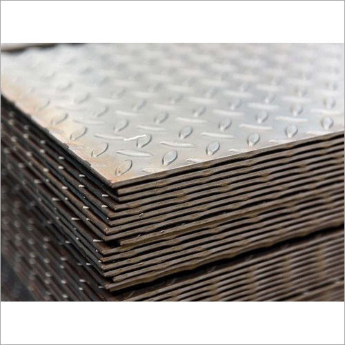 Stainless Steel SS Chequered Plate