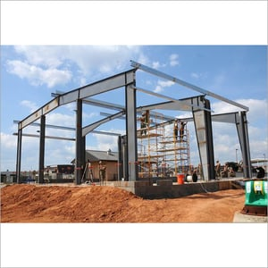 Factory Shed Industrial Shed PEB