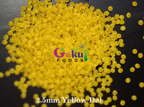 DAL, 2.5MM YELLOW DAL, PILI DAL