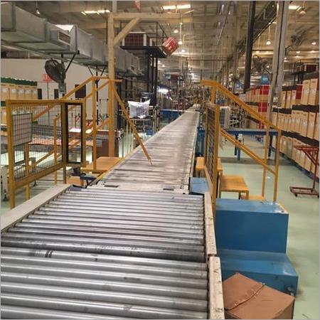 Assembly Line Conveyor Load Capacity: Customized  Kilograms (Kg)