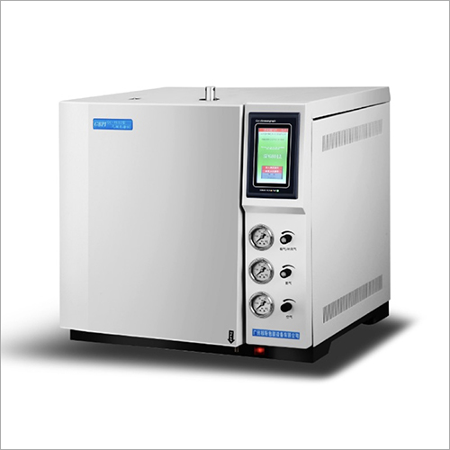 Gas Chromatography Machine