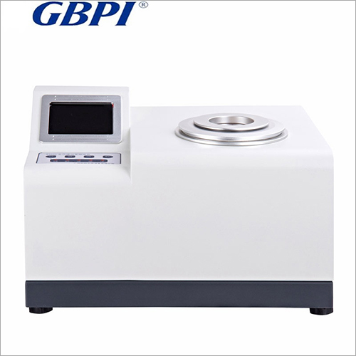 GBPI Touch Screen Weight Reduction Water Vapor Permeability Analyzer