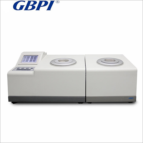 GBPI Barrier Materials For Flexible Packaging Water Vapor Transmission Rate Testing Machine