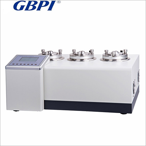 GBPI High Barrier Film Infusion Bag Testing Air Permeability Tester