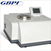 Fabric Textile Testing Gas Transmission Rate Air Permeability Analyzer