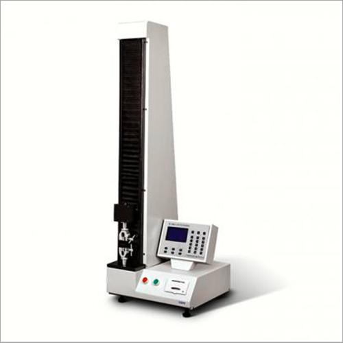 Electronic Digital Tensile Tester Machine