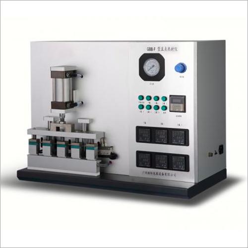 Flexible Barrier Materials Heat Seal Strength Testing Machine