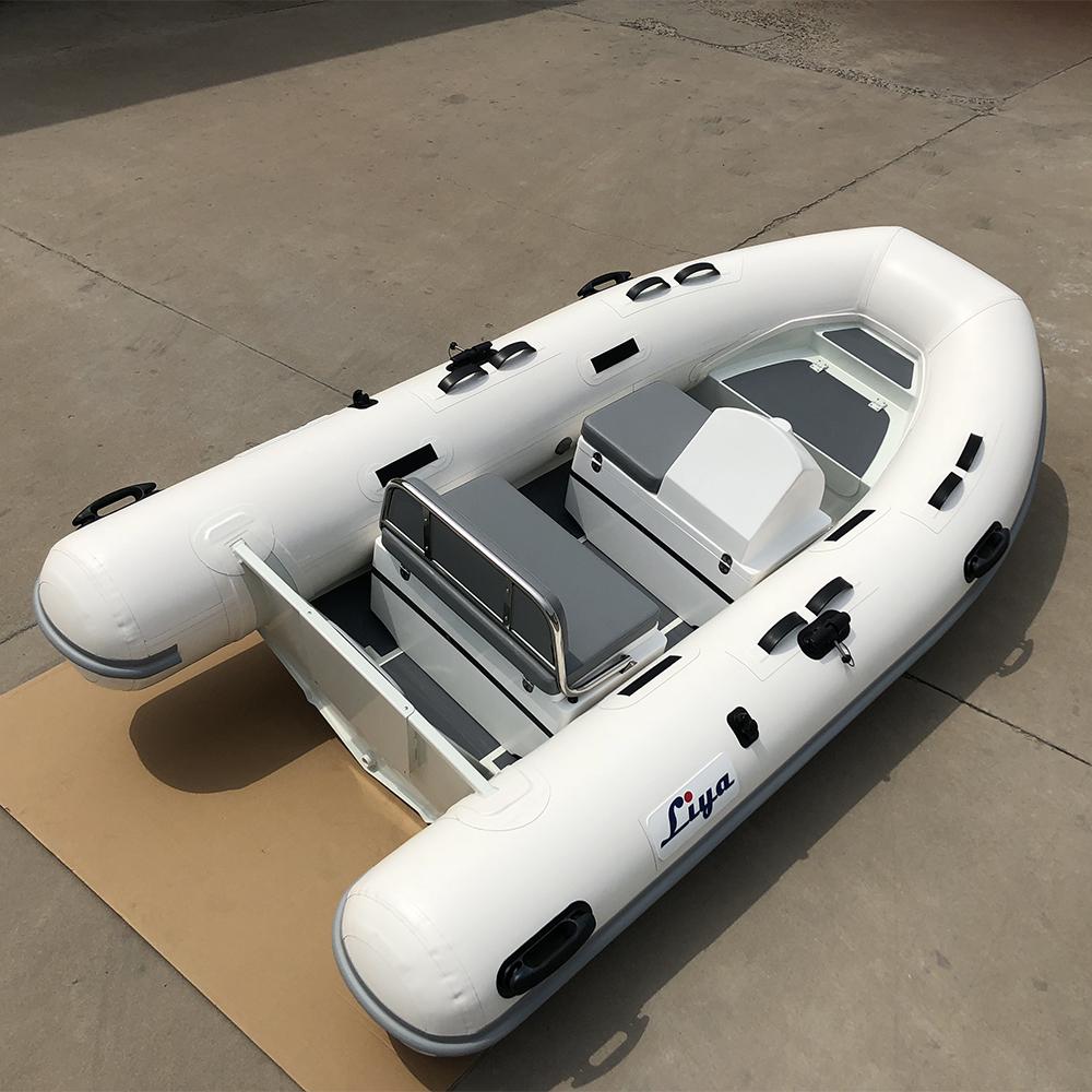 Liya 2.7 -8.3M RIB Aluminum Hull for sale
