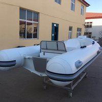 Liya Rib Aluminum Hull Different Optional Console And Seat
