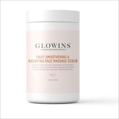 Fruit Smoothening And Radiating Face Massage Scrub