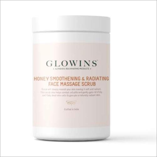 Honey Smoothening And Radiating Face Massage Scrub