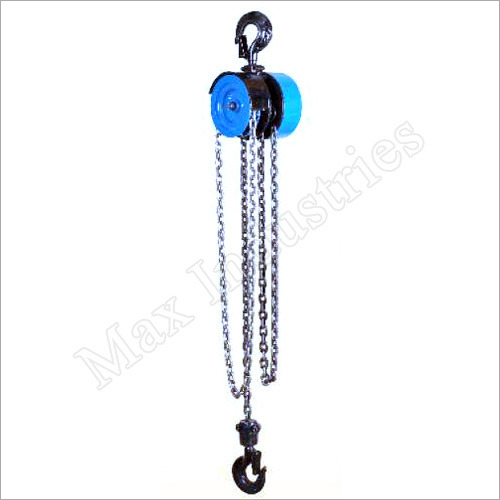 Chain Pulley Block Hand Hoist