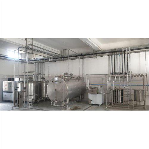 Milk Packaging Plant