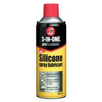 Food Grade WD 40 3 In One Professional Silicone  Spray Lubricants