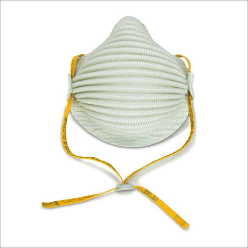 Moldex N95 Disposable Waved Respirator