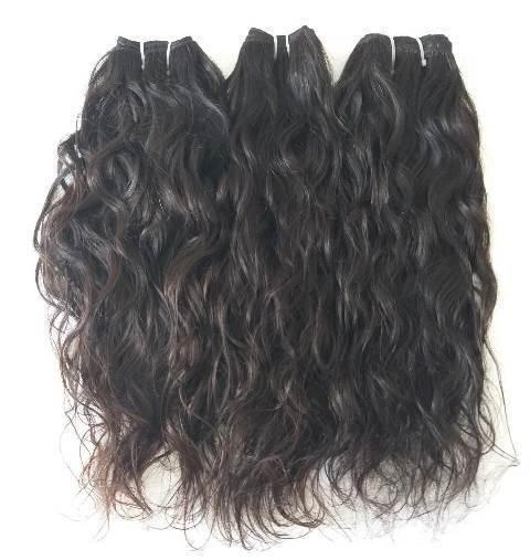 100% Virgin Human Hair, Raw Remy Natural Curly Hair