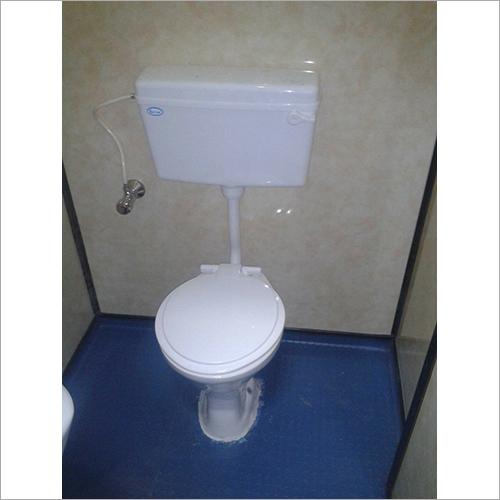 Portable Toilet Block