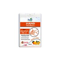 POCKET HAND SANITIZER 20ML SPRAY ORANGE