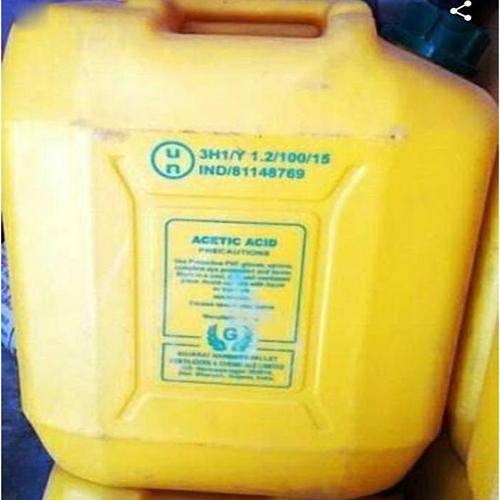 Acetic Acid Glacial GNFC 99 percent