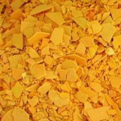 Sodium Sulphide Flakes 50 percent Yellow Ships Iron Free