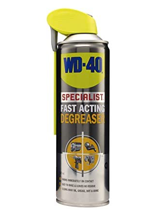 Food Grade WD 40 Specialist -  Fast Action Degreaser