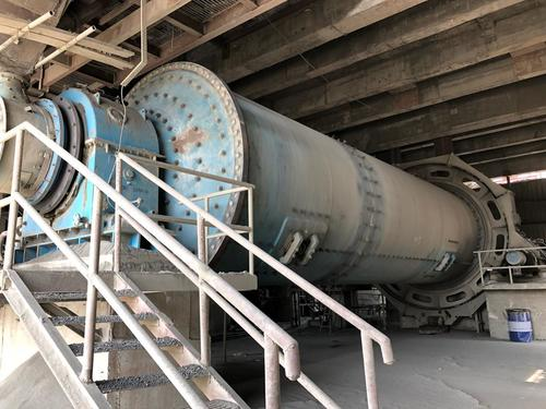 Ball mill and Dynamic classifier