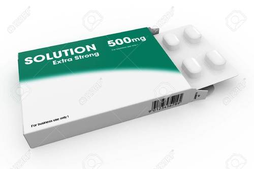 Pharma Carton Box Packaging
