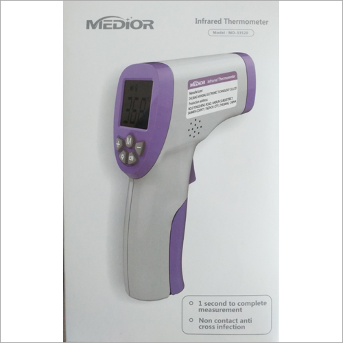 Digital Display Infrared Thermometer