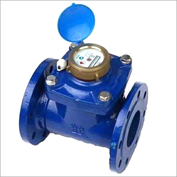 Analog Mechanical Water Meter